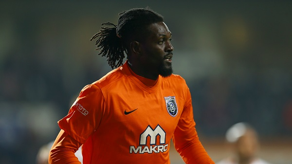 Football : Erdogan  fan d'Adebayor
