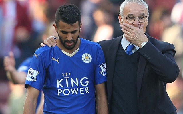 "Mahrez: ""We have ourselves to blame"""