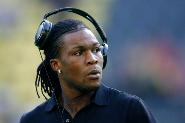 Royston Drenthe, du Real Madrid au rap