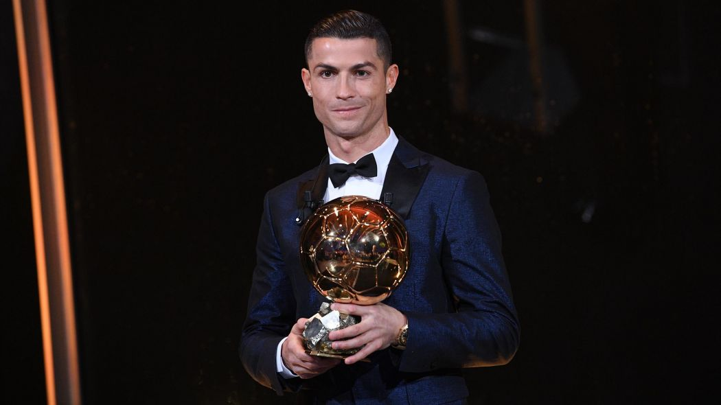 Top 10 du classement du ballon d'or France Football 2017