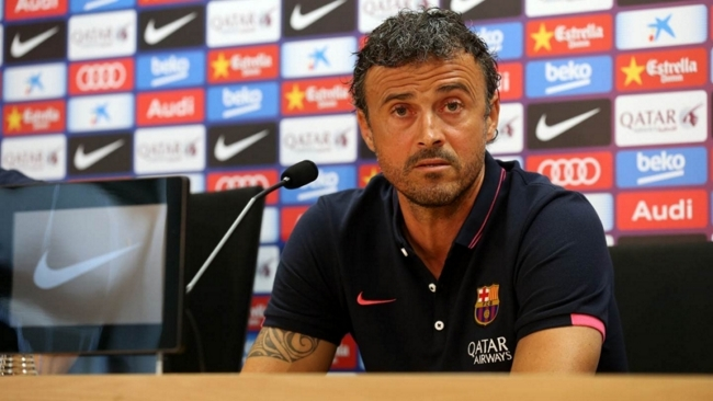 UEFA Champion's League : Luis Enrique a failli aux mains avec un journaliste