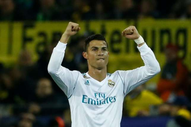 Ronaldo, force 400 avec le Real Madrid