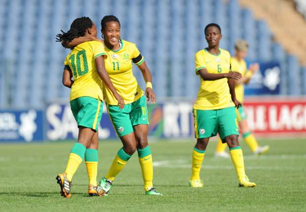 South Africa drew 1-1 with Cameroon in an All Africa Games