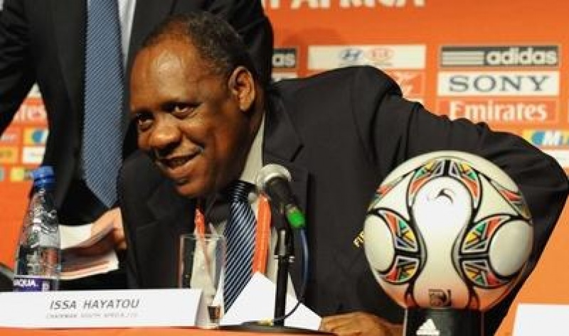 Issa Hayatou gets Total to sponsor African football for 8 years
